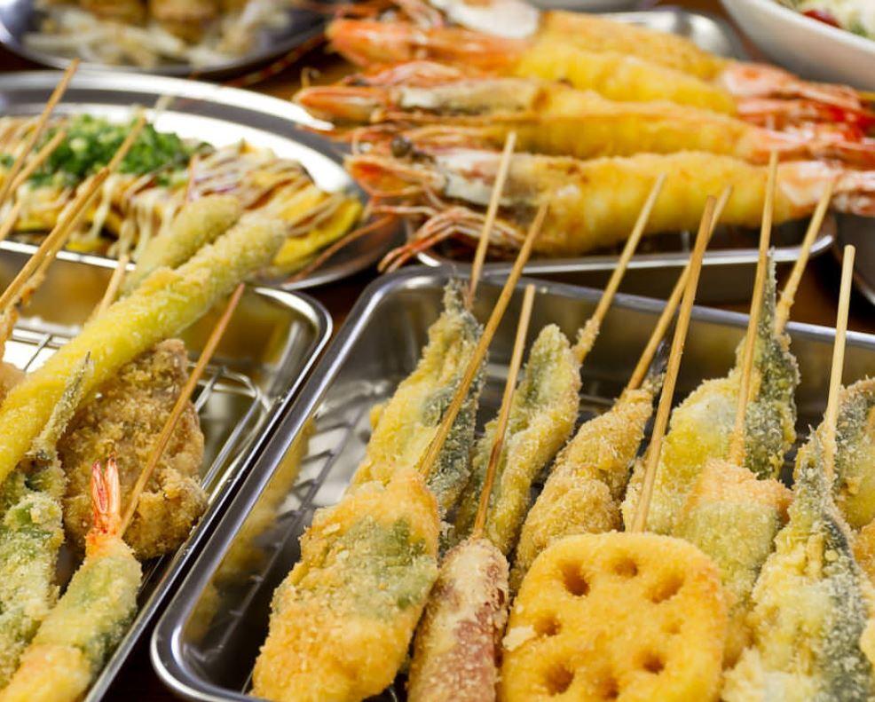 天王寺で人気のお店はこちら!大阪名物・串カツを堪能しよう